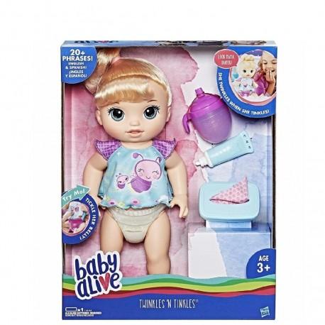 Baby Alive Twinkles 'n Tinkles