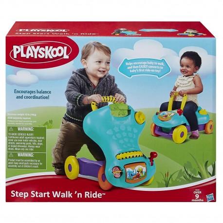 Playskool - Step Start Walk N Ride