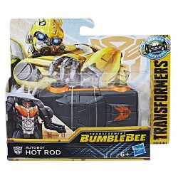 Transformers: Bumblebee - Energon Igniters Power Series Autobot Hot Rod