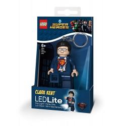 LEGO DC Comics Super Heroes Clark Kent Key Light