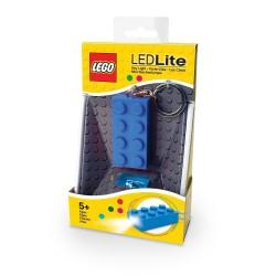 LEGO 2x4 Brick Keylight - Blue