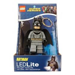 LEGO DC Super Heroes Grey Batman Key Light