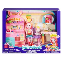 Enchantimals Kitchen Fun Playset
