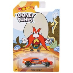 Hot Wheels Looney Tunes - Twinduction