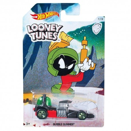 Hot Wheels Looney Tunes - Bubble Gunner