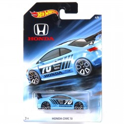 Hot Wheels Honda 70th Anniversary - Honda Civic SI - Blue