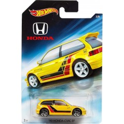 Hot Wheels Honda 70th Anniversary - '90 Honda Civic EF