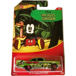 Hot Wheels Disney Car - '57 Plymouth Fury