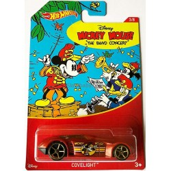 Hot Wheels Disney Car - Covelight