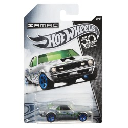 Hot Wheels 50th Anniversary ZAMAC - '68 Copo Camaro