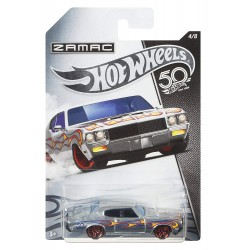 Hot Wheels 50th Anniversary ZAMAC - '70 Buick GSX