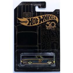 Hot Wheels 50th Anniversary Black & Gold - Ford Ranchero