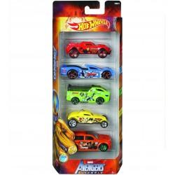 Hot Wheels Avengers 5 Pack