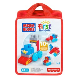 Mega Bloks First Builders Vehicle
