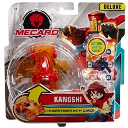 Turning Mecard Kangshi Deluxe Mecardimal Figure
