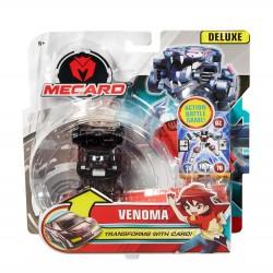 Turning Mecard Venoma Deluxe Mecardimal Figure