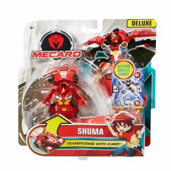 Turning Mecard Shuma Deluxe Mecardimal Figure