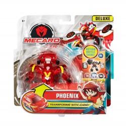 Turning Mecard Phoenix Deluxe Mecardimal Figure