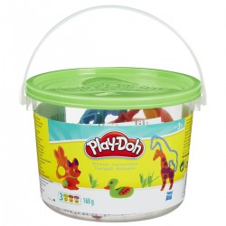Play Doh Mini Animal Activities Bucket