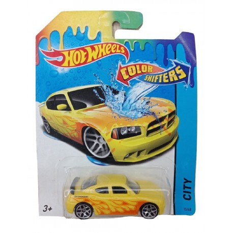 Hot Wheels Color Shifters Dodge Charger SRT8 Vehicle