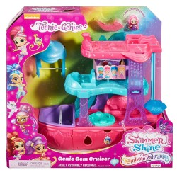 Shimmer and Shine Teenie Genies Genie Gem Cruiser