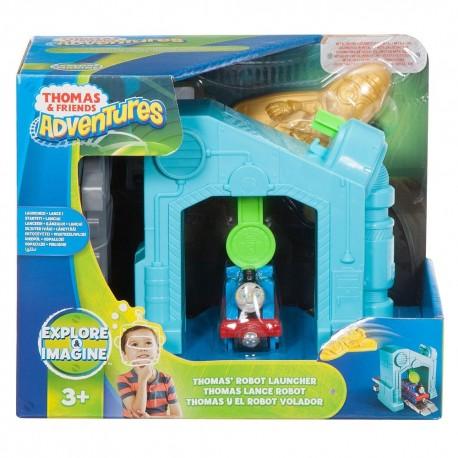 Thomas & Friends Adventures Thomas' Robot Launcher Set