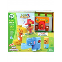 LeapFrog LeapBuilders Wild Animal