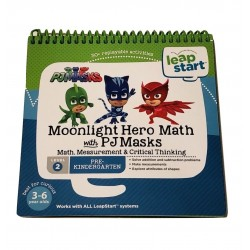 LeapFrog LeapStart Moonlight Hero with PJ Masks