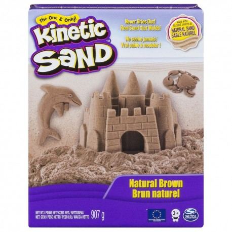 Kinetic Sand Brown Pack 2lb (907g)