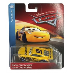 Disney Pixar Cars Dinoco Cruz Ramirez Vehicle
