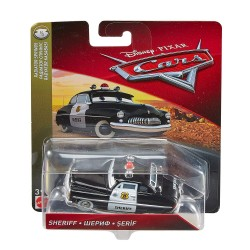 Disney Pixar Cars Sheriff Vehicle