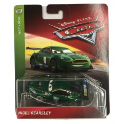 Disney Pixar Cars Nigel Gearsley vehicle
