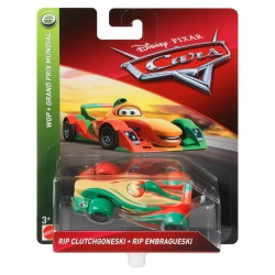 Disney Pixar Cars Rip Clutchgoneski Vehicle