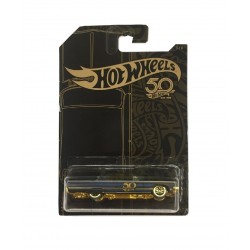 Hot Wheels 50th Anniversary Black & Gold - '64 Impala