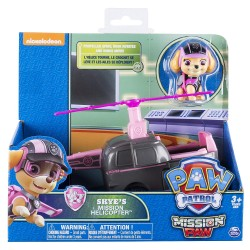 Paw Patrol Themed Vehicle - Skye's Mission Helicopter