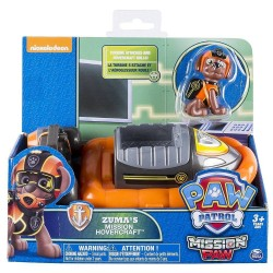Paw Patrol Themed Vehicle - Zuma's Mission Hovercraft