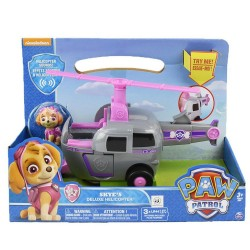 Paw Patrol Feature Vehicle - Skye's Deluxe Helicopter