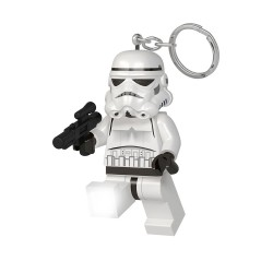 LEGO Star Wars Stormtrooper with Blaster Key Light
