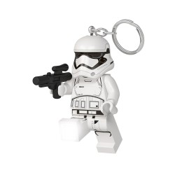 LEGO Star Wars First Order Stormtrooper with Blaster Key Light