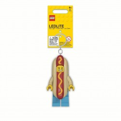 LEGO Hot Dog Guy Key Light