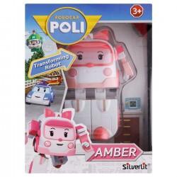 Robocar Poli - Amber Transforming Robot