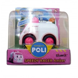 Robocar Poli Speedy Racer Amber
