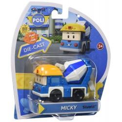 Robocar Poli Diecast - Micky