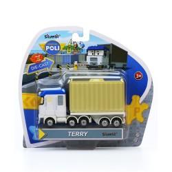 Robocar Poli Diecast - Terry