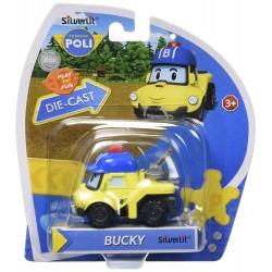 Robocar Poli Diecast - Bucky