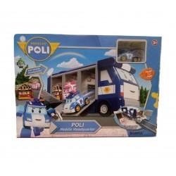 Robocar Poli Poli Mobile Headquarter