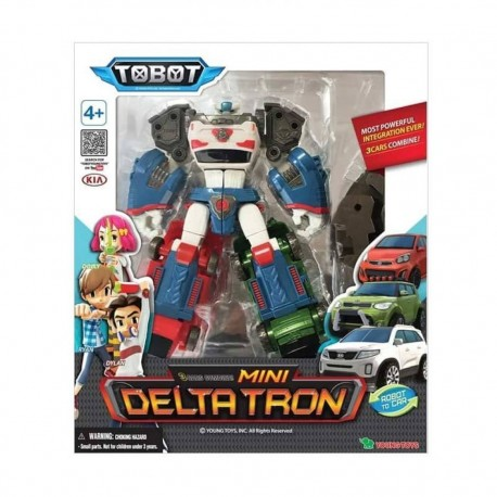 Tobot Deltatron Mini Transformer