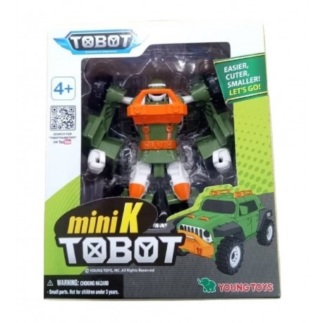 Tobot K Mini Transformer
