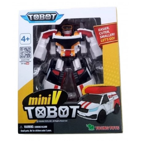Tobot V Mini Transformer