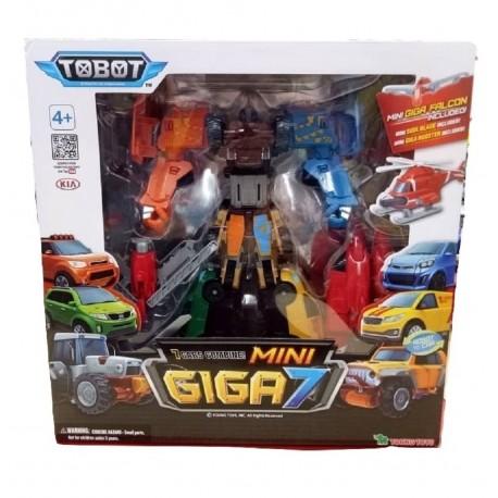 Tobot Mini Giga 7 Transformer